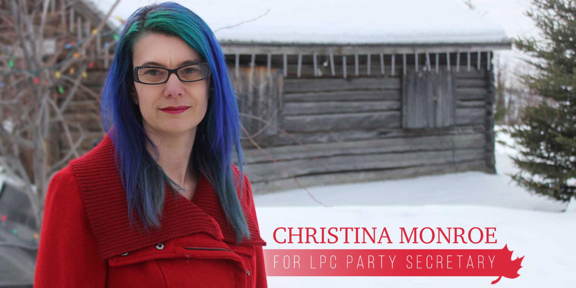 Christina Monroe